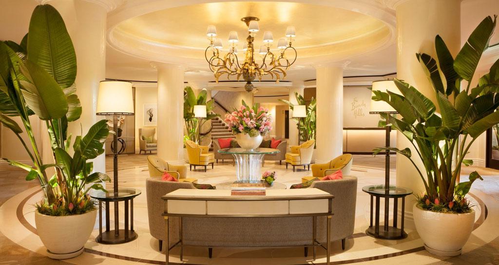 Preferenza Arredare l'Hotel con le Piante Verdi JQ77