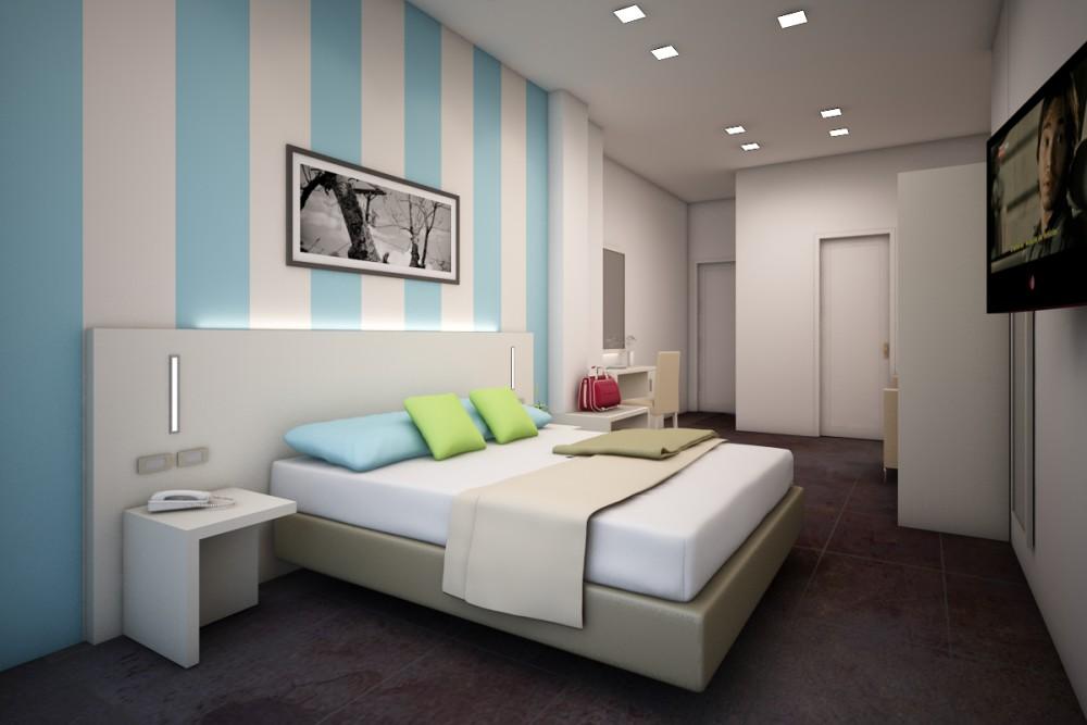 Hotel Mazzanti - Milano Marittima - HF Arredo Contract